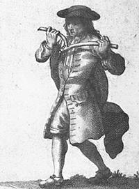 Лозоход времён 18-19 века