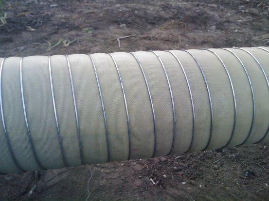 Фильтр из нержавеющей сетки с мелкой ячейкой стянутой специальной проволокой