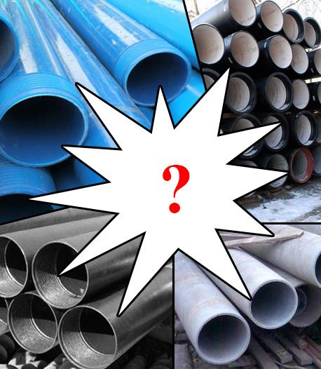 Скважинные обсадные трубы, различные материалы, способы соединения и герметизации